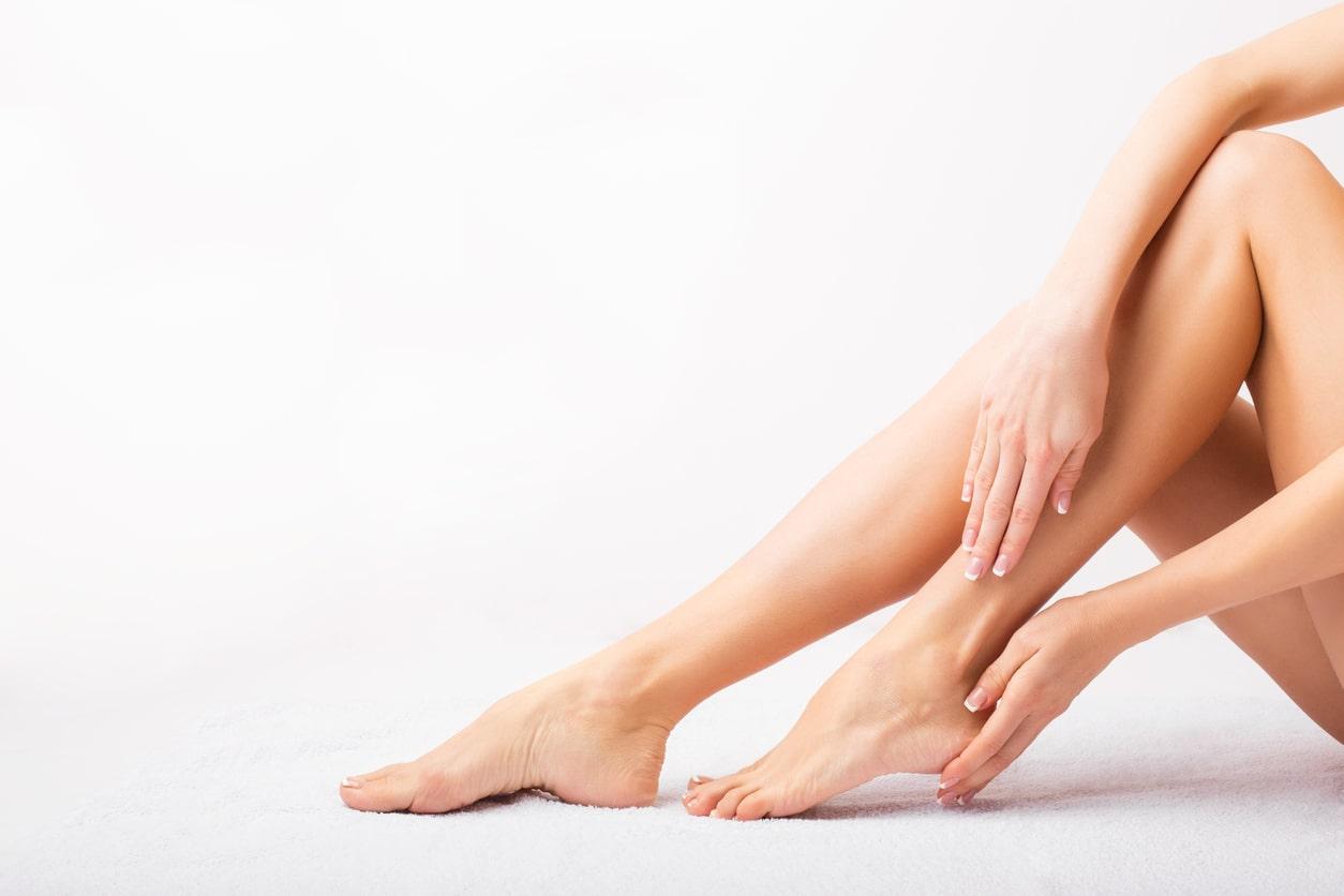 pernas sem varizes